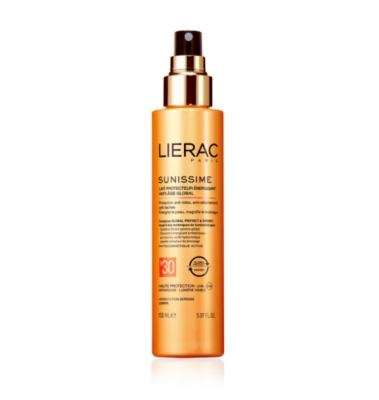 Lierac Linea Sole Sunissime SPF30 Latte Energizzante Anti-Age Global Corpo 150ml