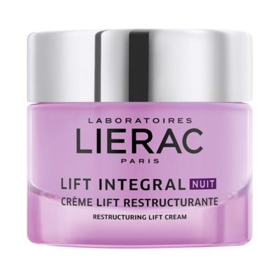 Lierac Linea Lift Integral Crema Notte Antietà Viso Effetto Lift-injection 50 ml