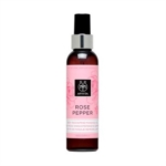 Apivita Linea Rose Pepper Body Oil Olio da Massaggio Rimodellante Corpo 150 ml